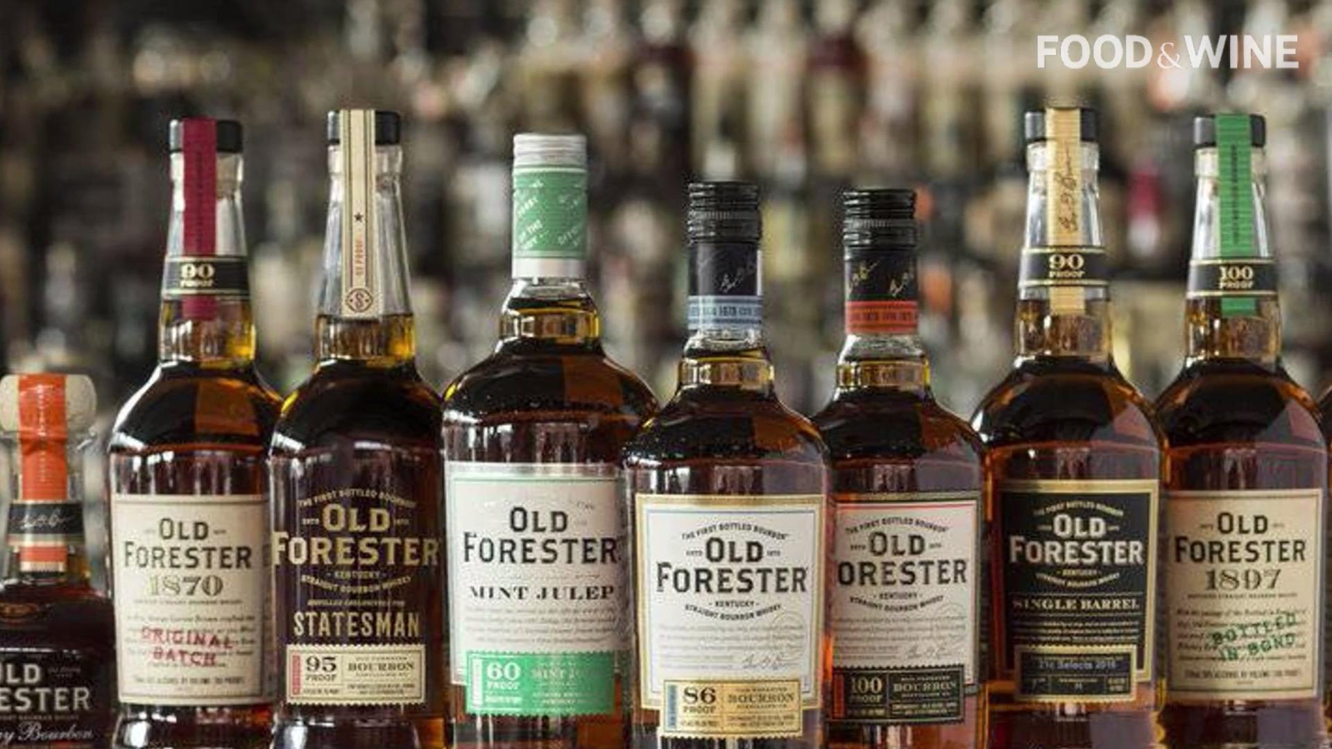 The 25 Most Important Bourbons Ever Made