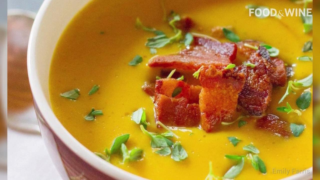 20 Best Pumpkin Soup Recipes & Easy Ideas