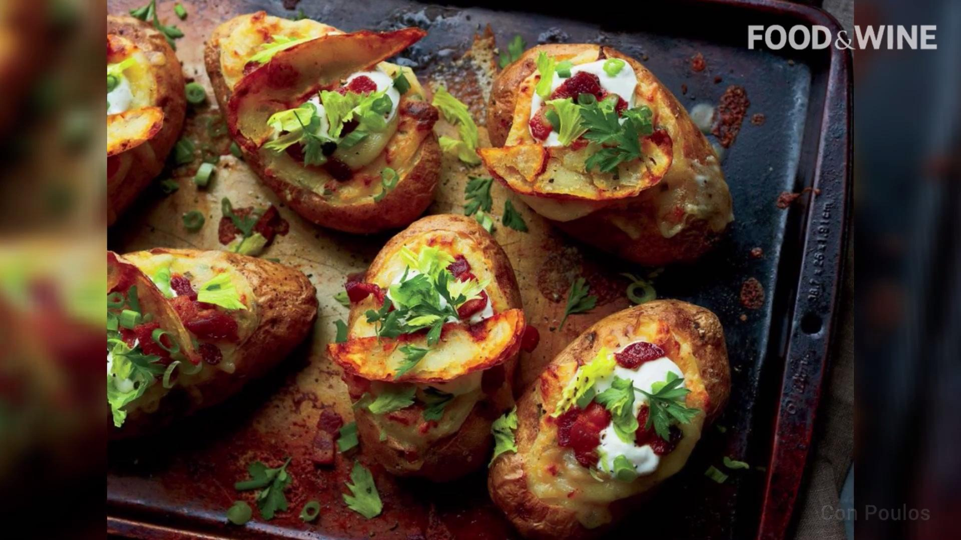 11 Clever Ways to Use Potato for Game Day