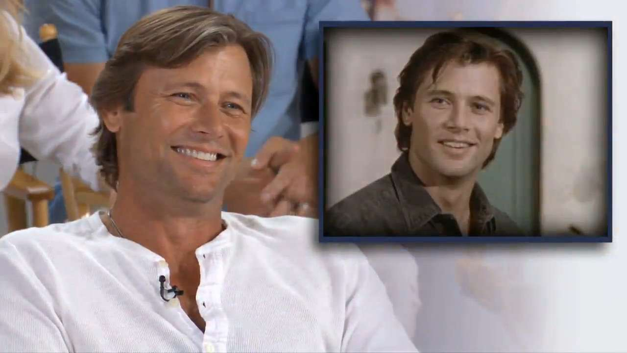 <em>Melrose Place</em> cast reunion: 'There was no plot, there was just kissing' -- VIDEO
