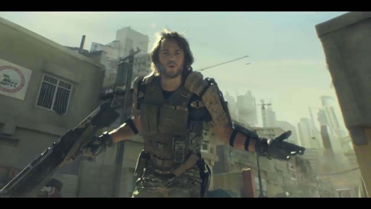 Taylor Kitsch, Emily Ratajkowski cameo in 'Call of Duty' trailer