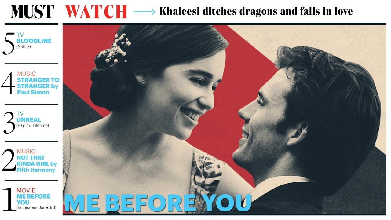 How To Watch Movie Me Before You