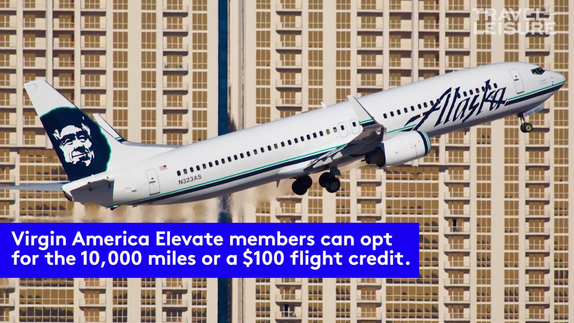 How to get a free flight on Alaska Airlines