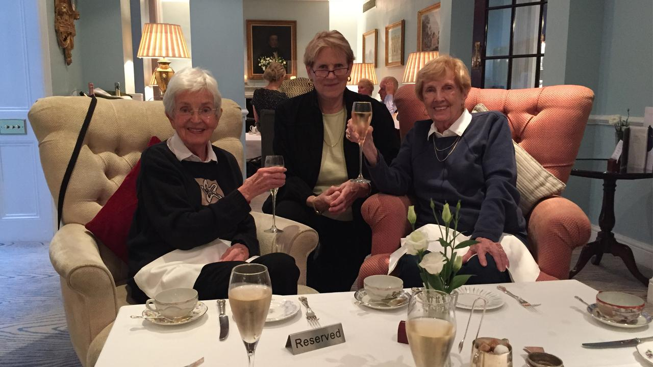 Meet The Real-Life Golden Girls