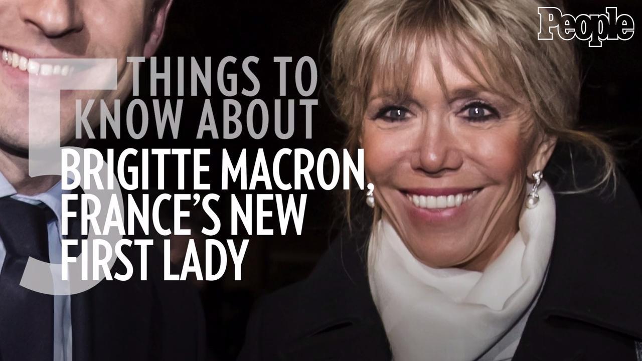 Brigitte Macron Seven Things To Know People Com