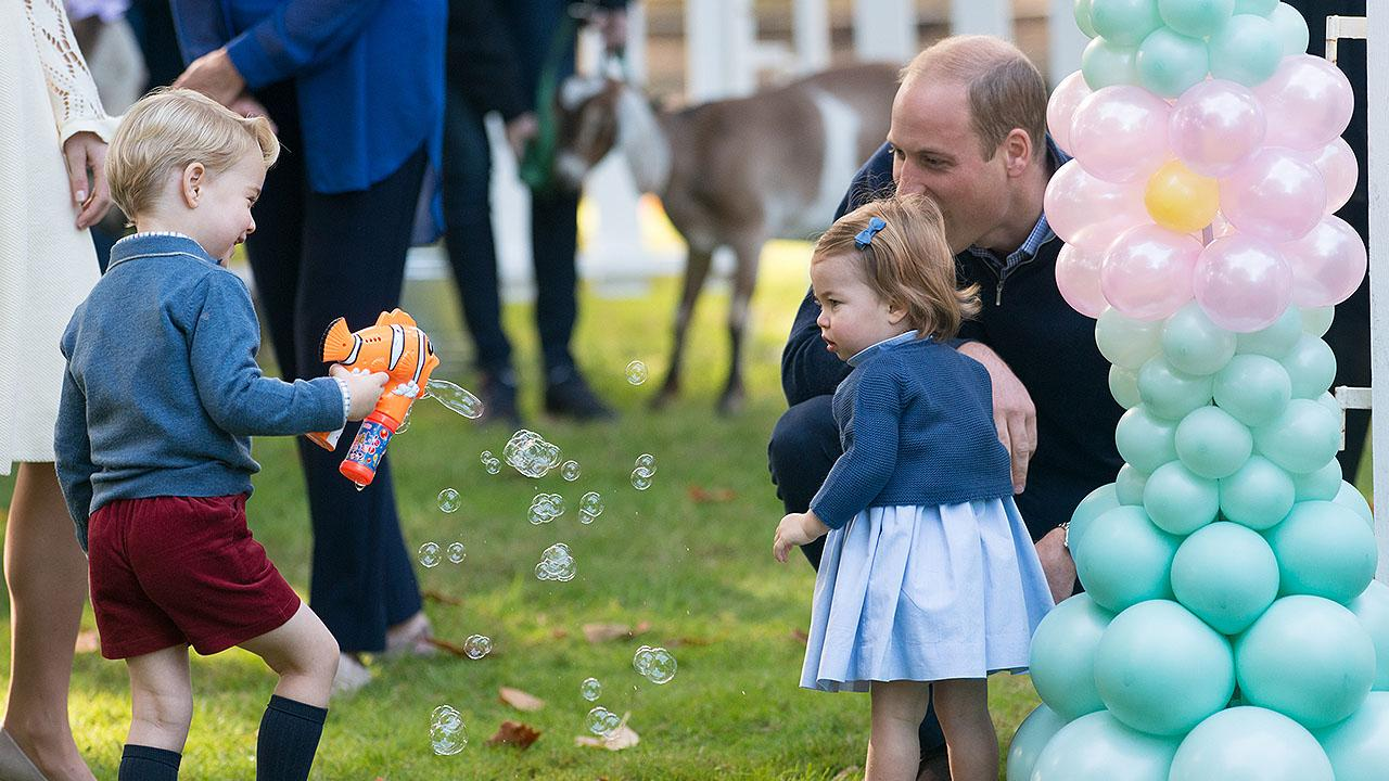 Raising a Little Princess: All About Charlotte's Amazing Childhood
