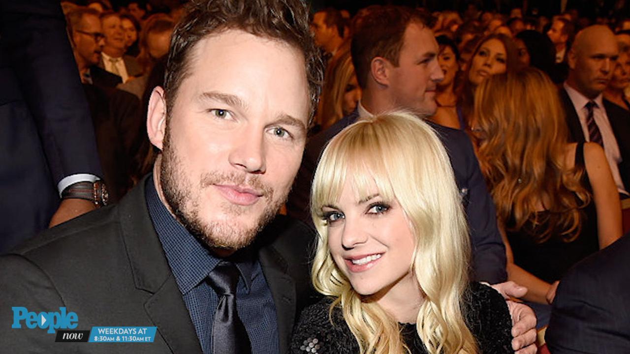 What's next for Chris Pratt and Anna Faris