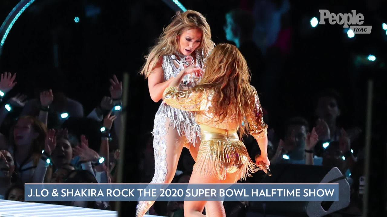 Shakira Channels Her Zootopia Character During Super Bowl 2020 Halftime Show People Com
