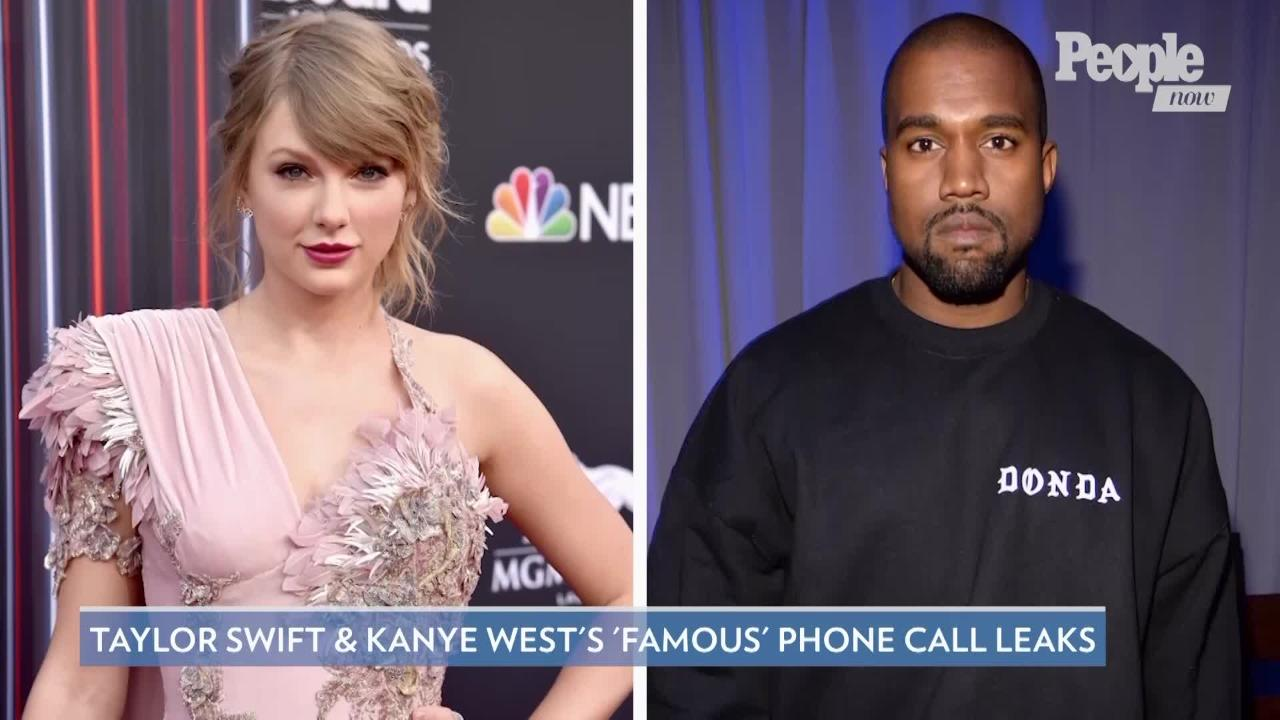 Taylor Swift Breaks Silence On Kanye West Phone Call Leak People Com
