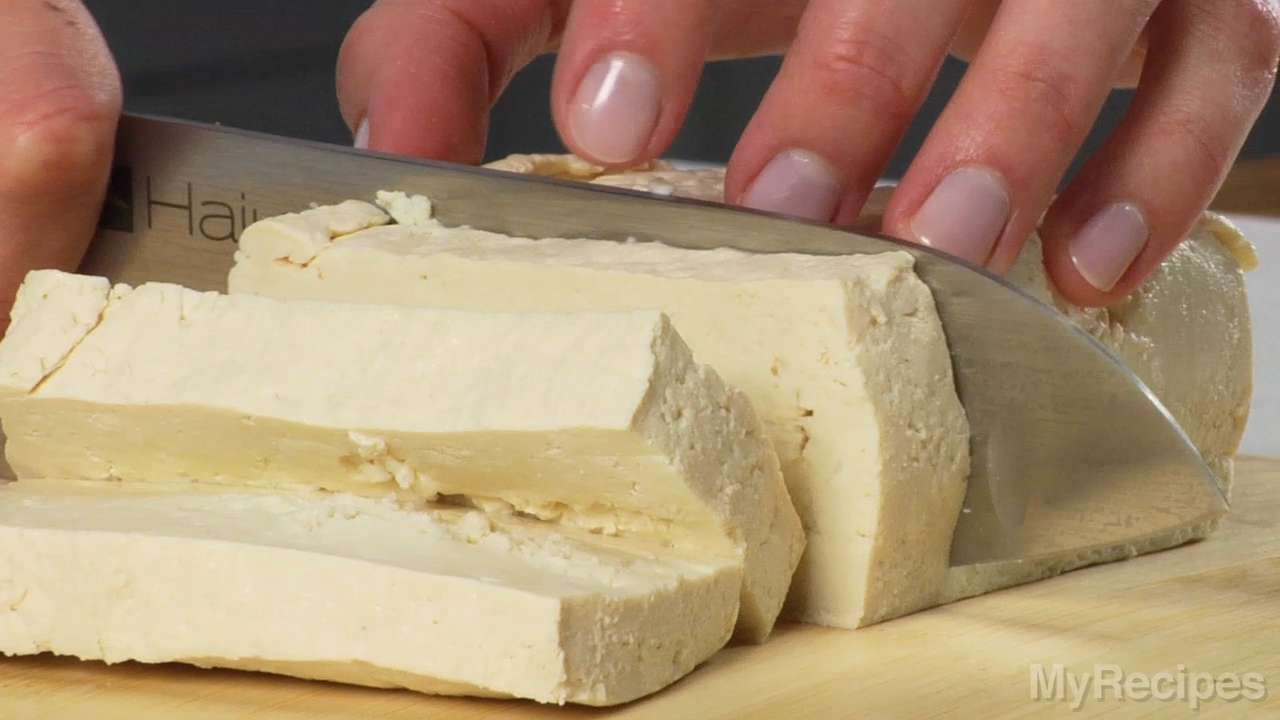 How-to Video: Preparing Tofu