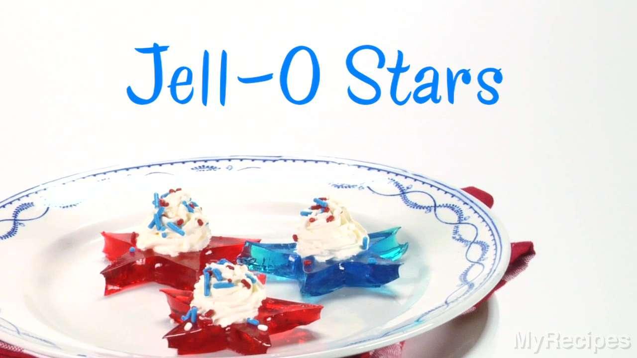 Jell-O Stars