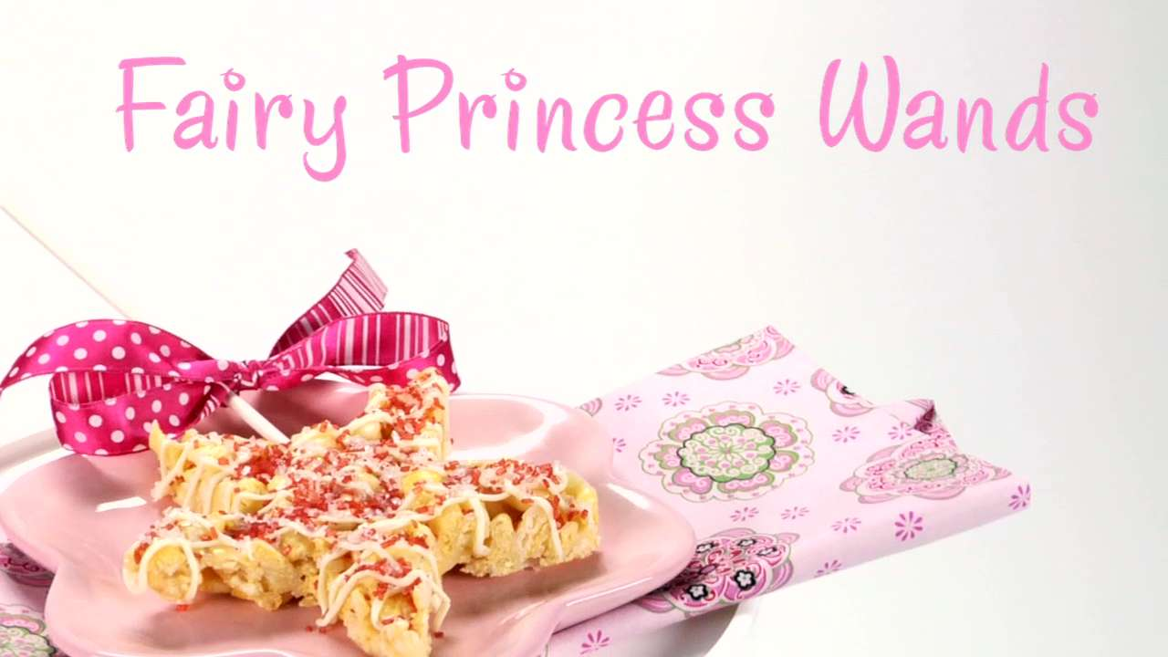 Fairy Princess Wands