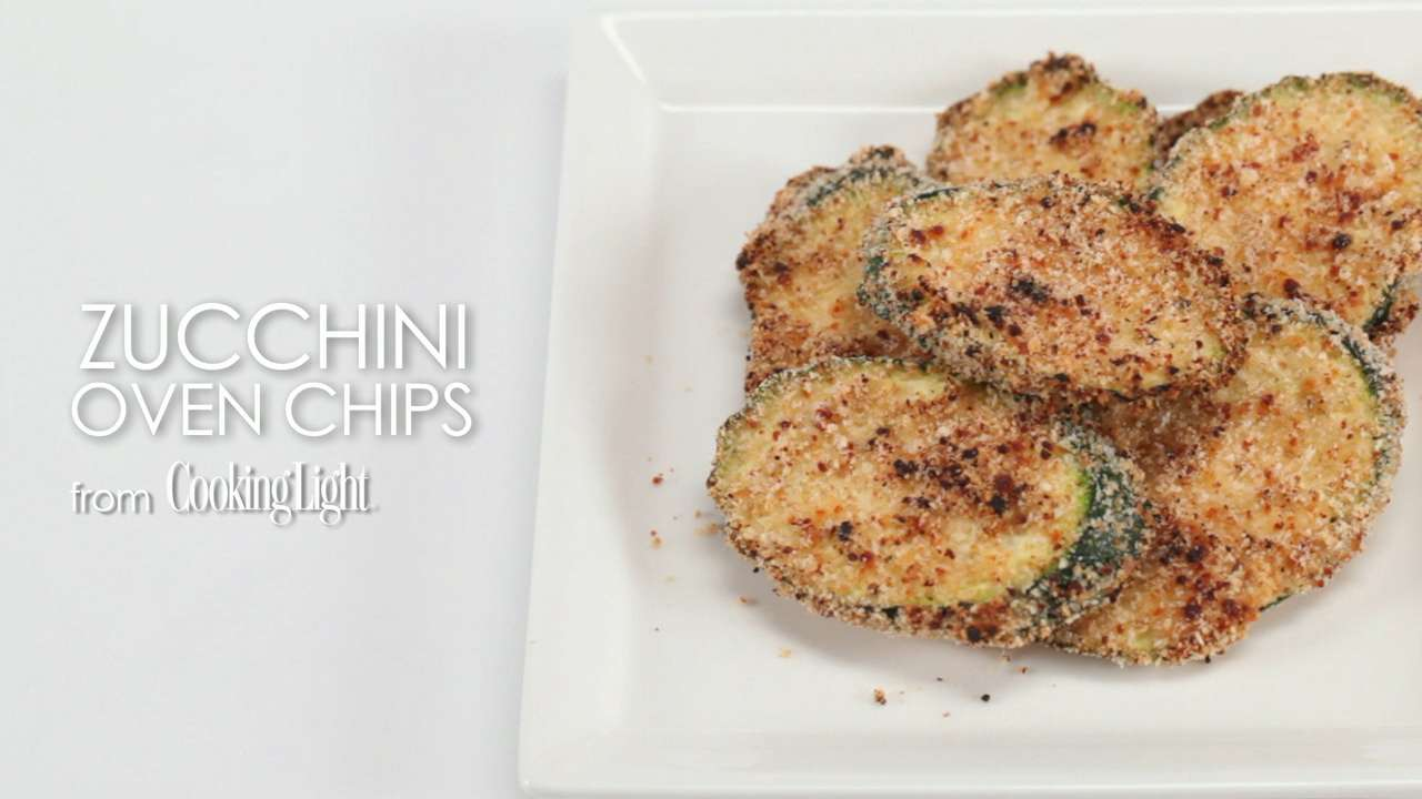 Healthy Oven-Baked Chips