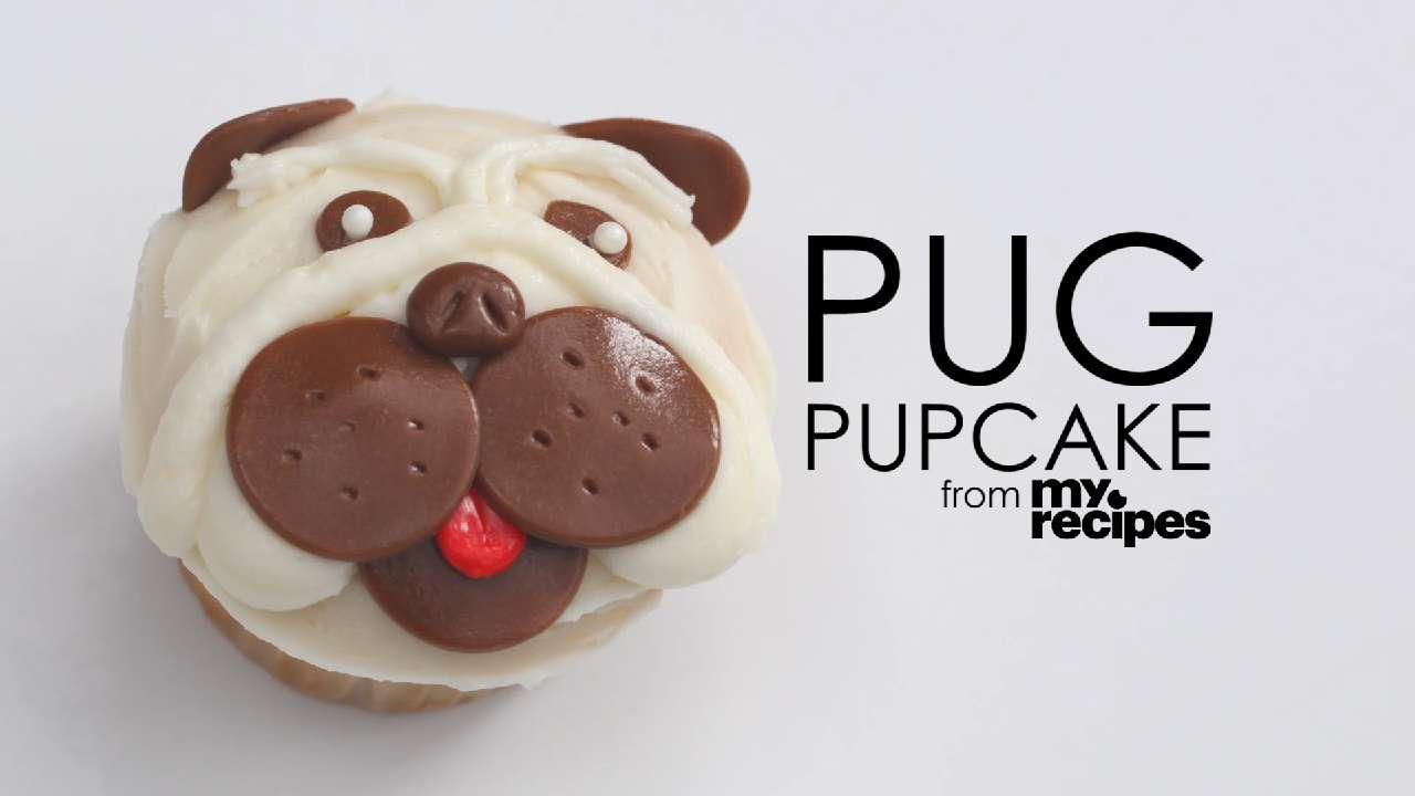 Video: Pug Pupcakes