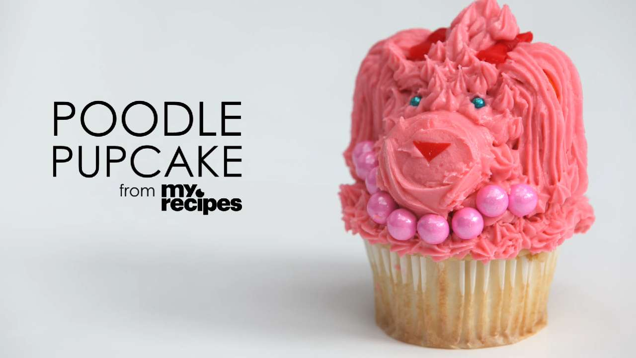 Video: Poodle Pupcakes