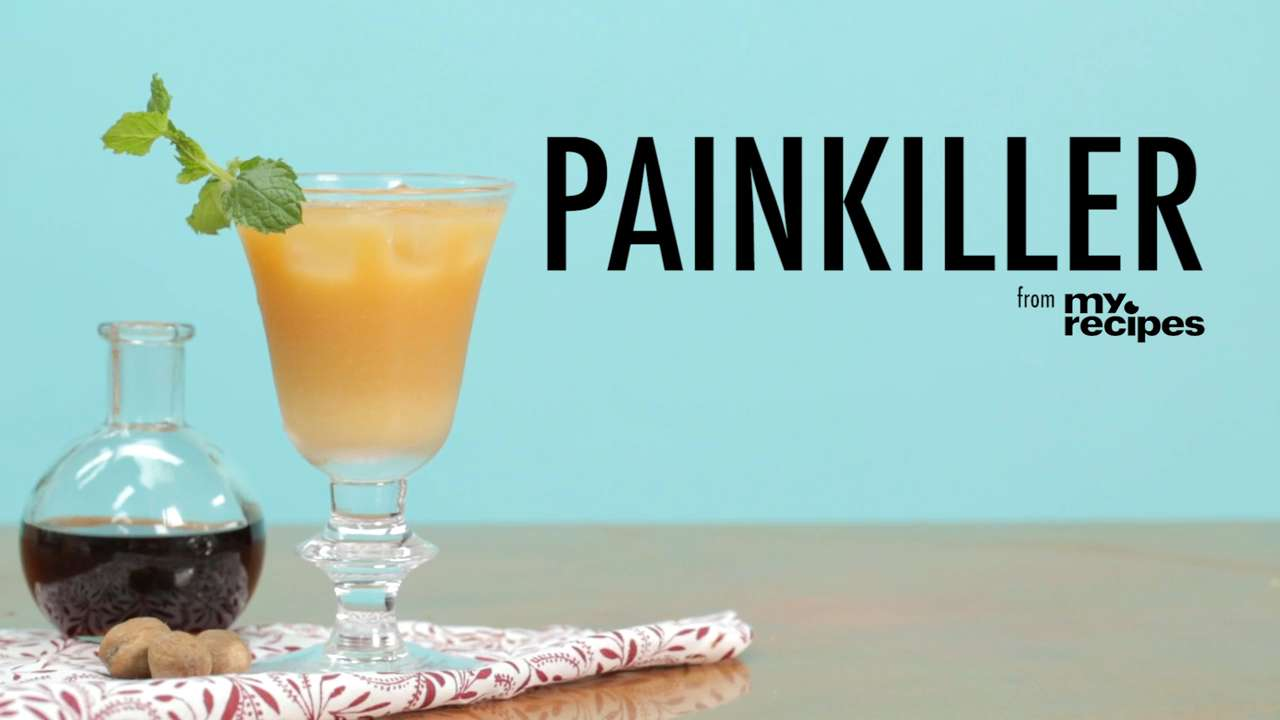 How to Make a Painkiller Cocktail