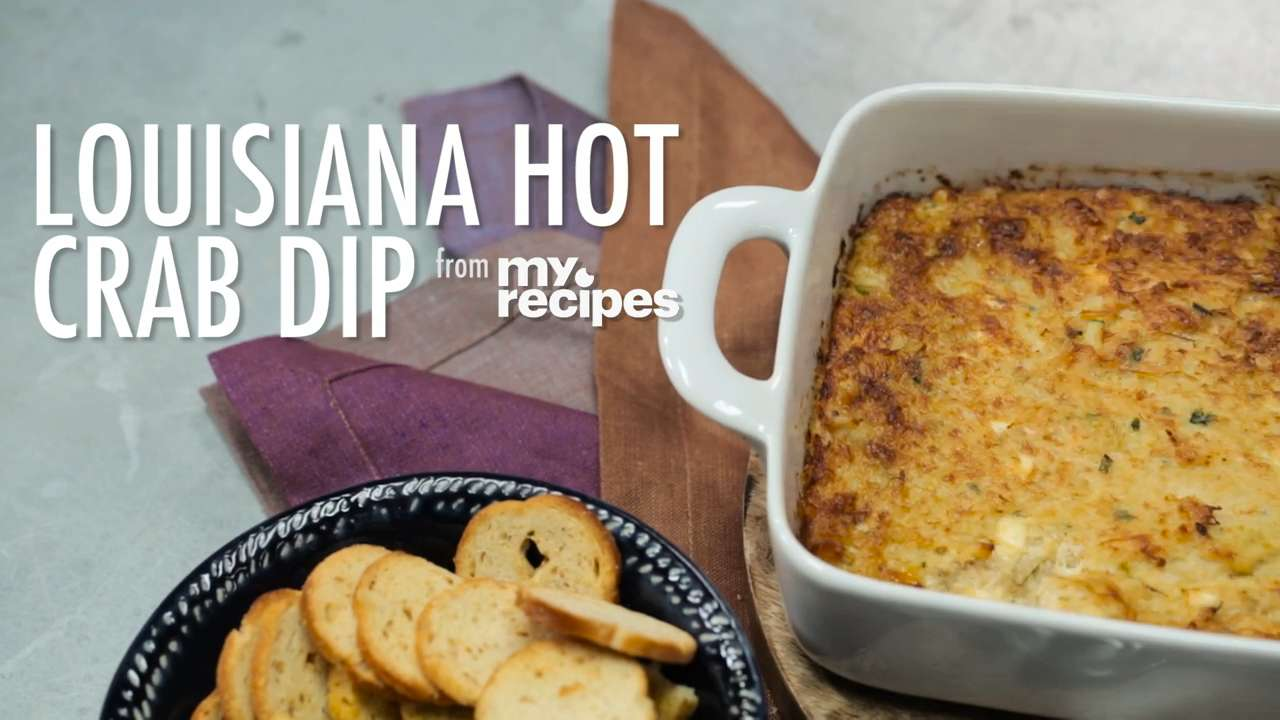 How To Make Louisiana Hot Crab Dip