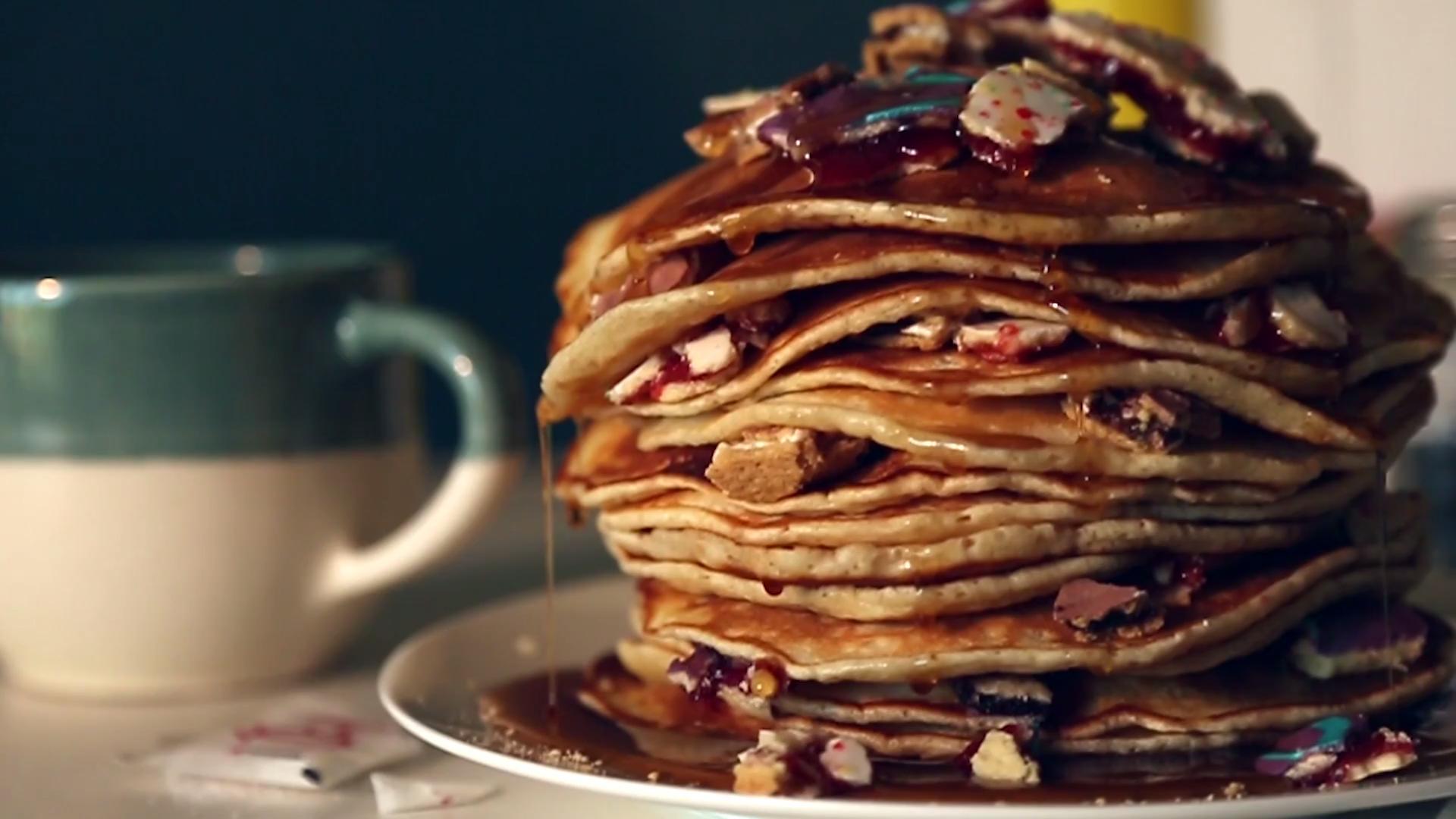 How to Make Gilmore Girls Pop Tart Pancakes