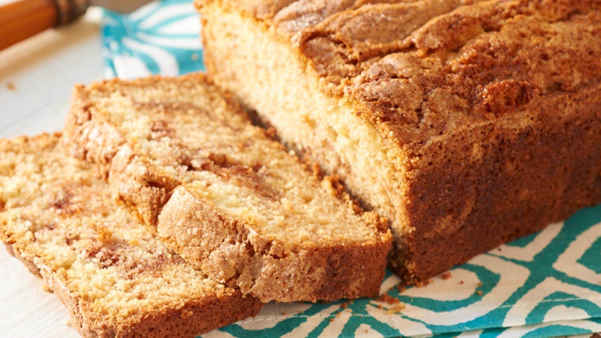 Amish Cinnamon Bread Recipe Myrecipes