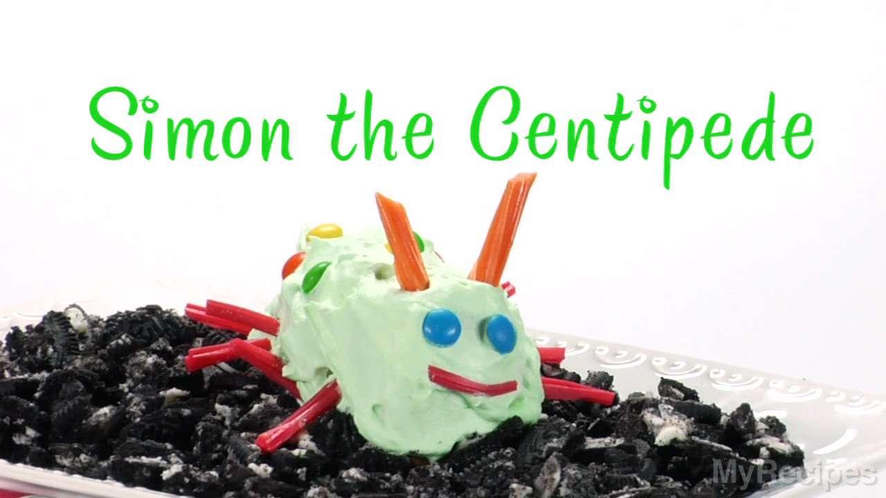 Simon the Centipede