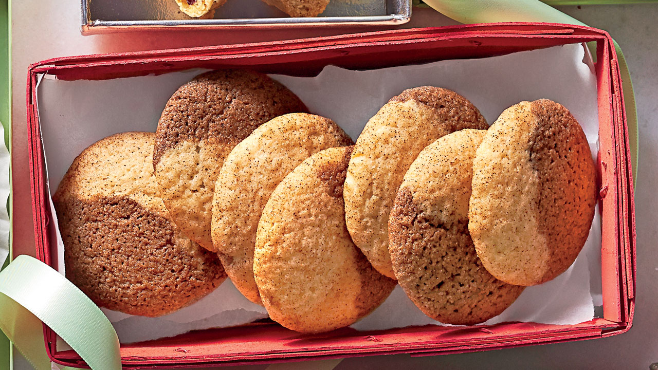 How to Make Marble Snickerdoodles