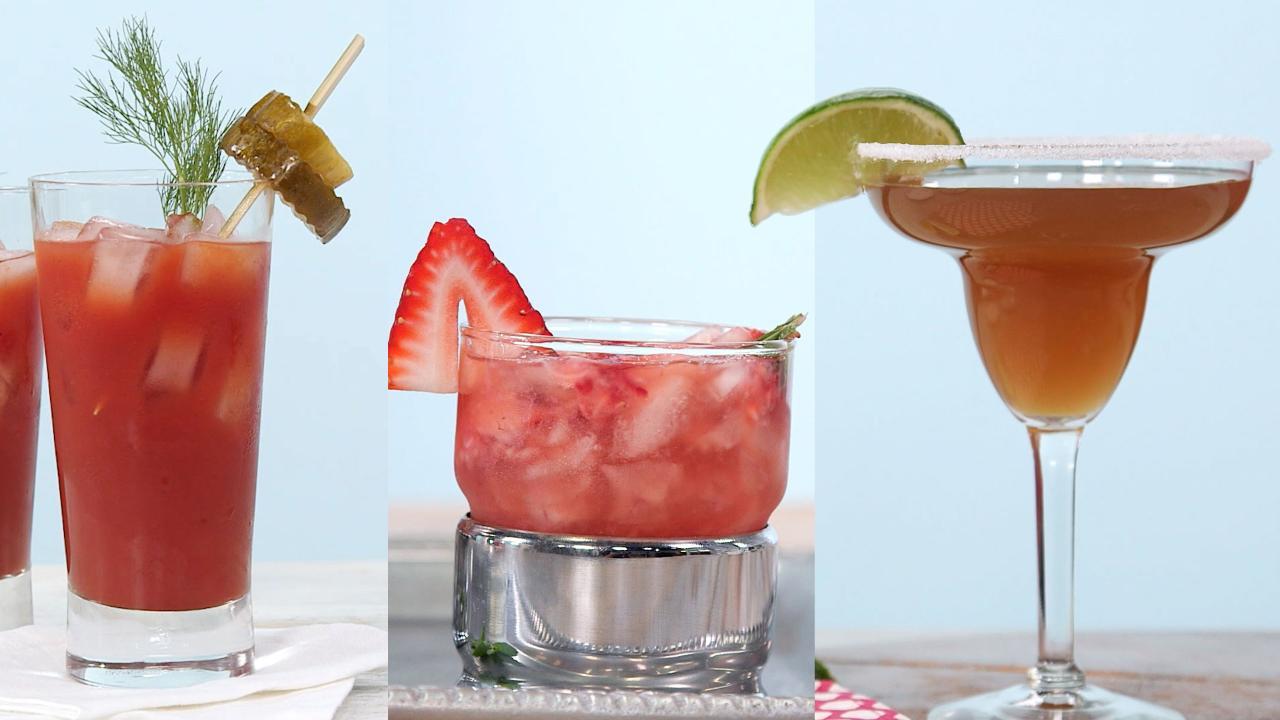 3 Refreshing Summer Cocktails