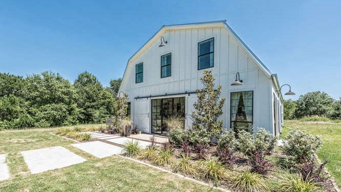 The Fixer Upper Barndominium Could Be Yours