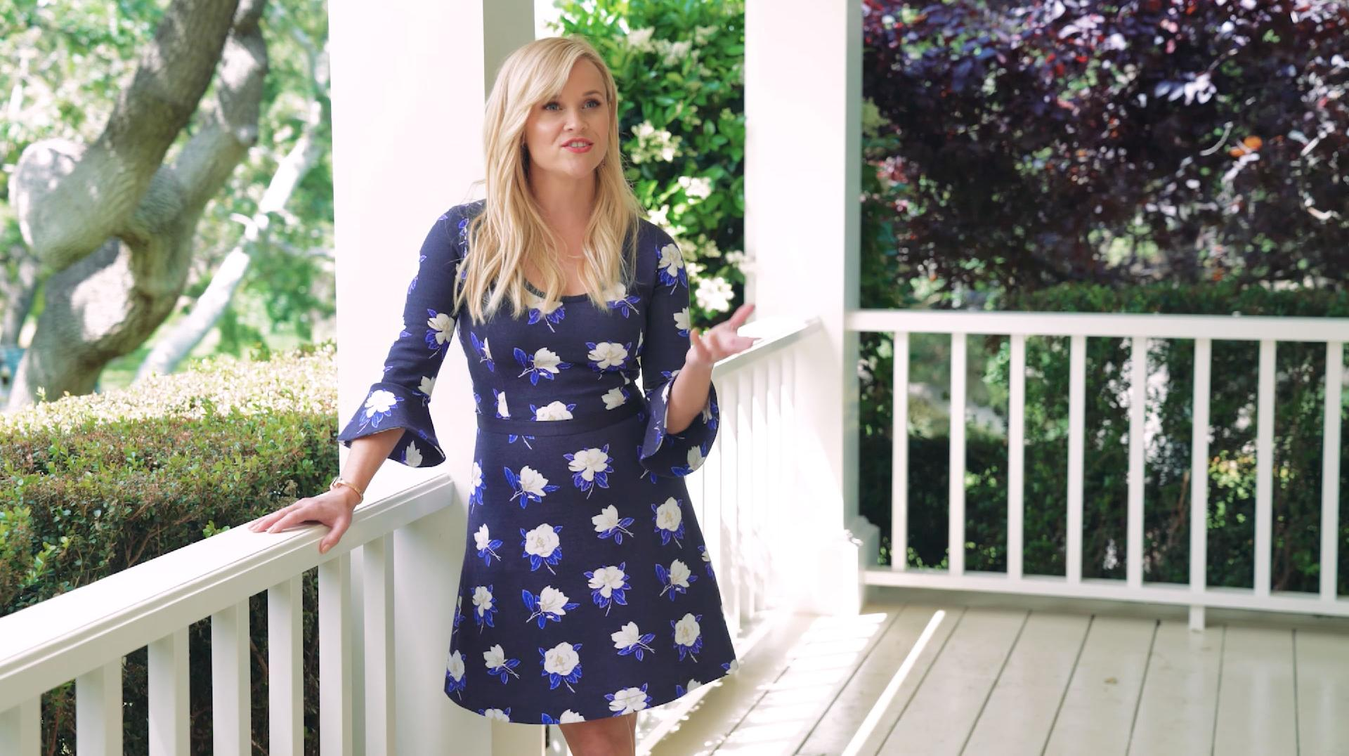 Reese Witherspoon's Southern Roots