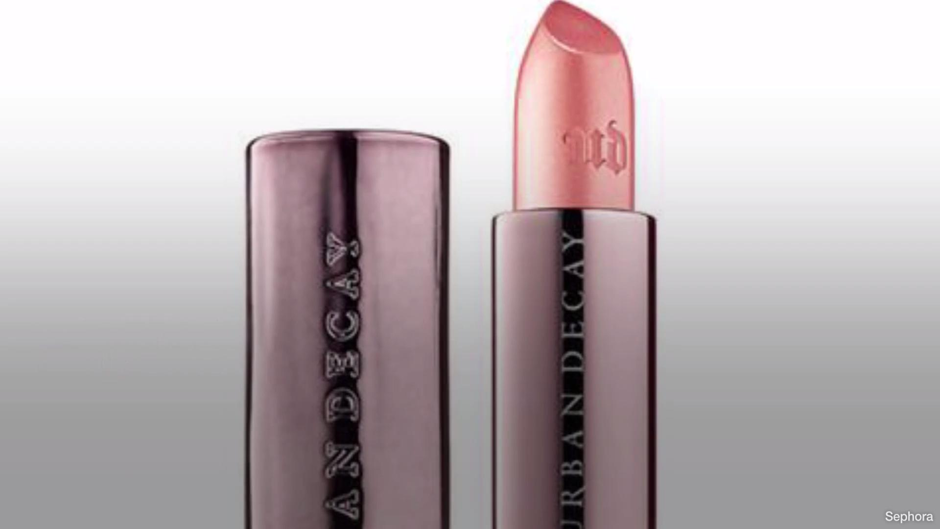 Check Out These Rose Gold Lipsticks