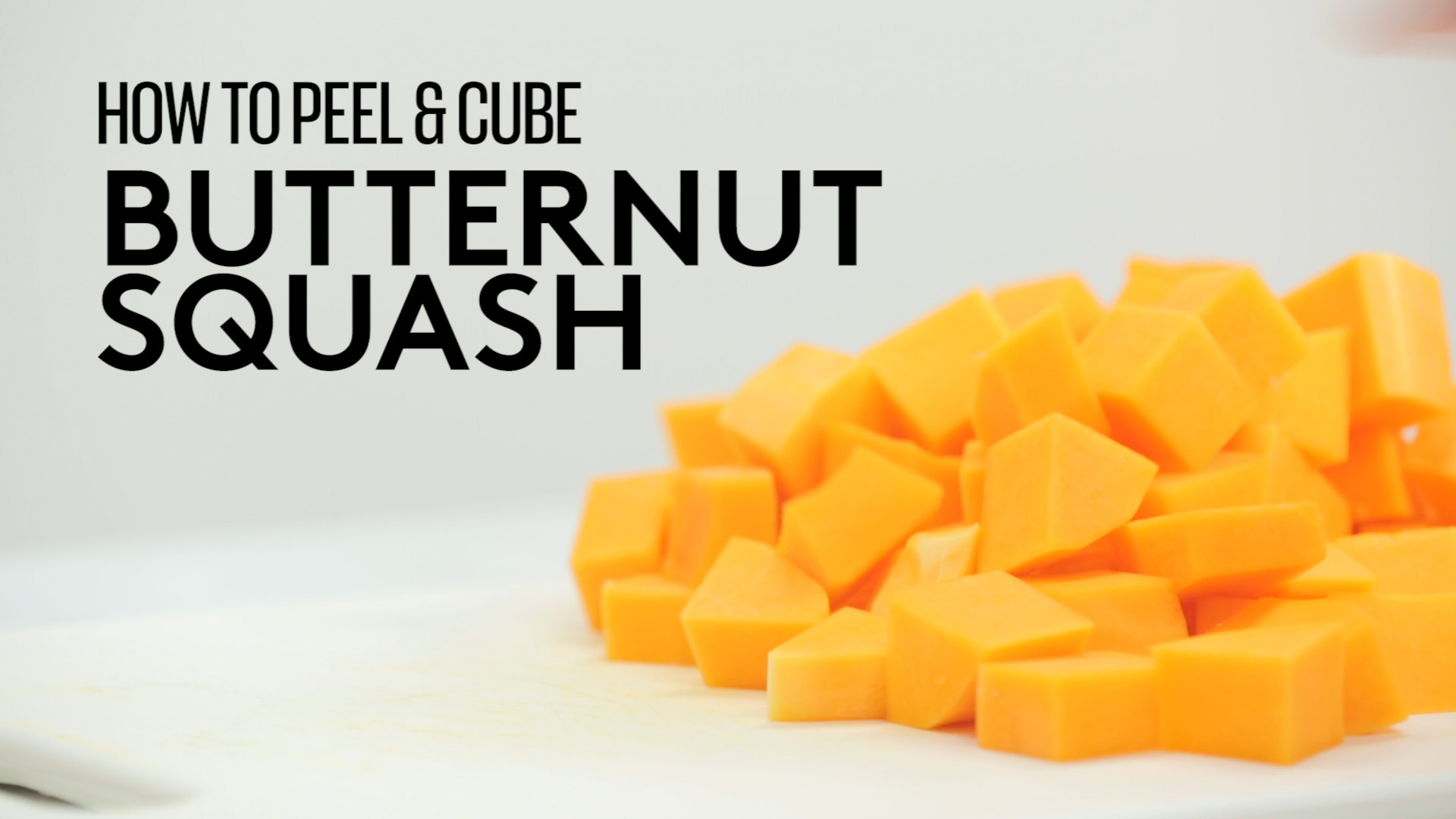 Related: The Easiest Way to Cut Winter Squash