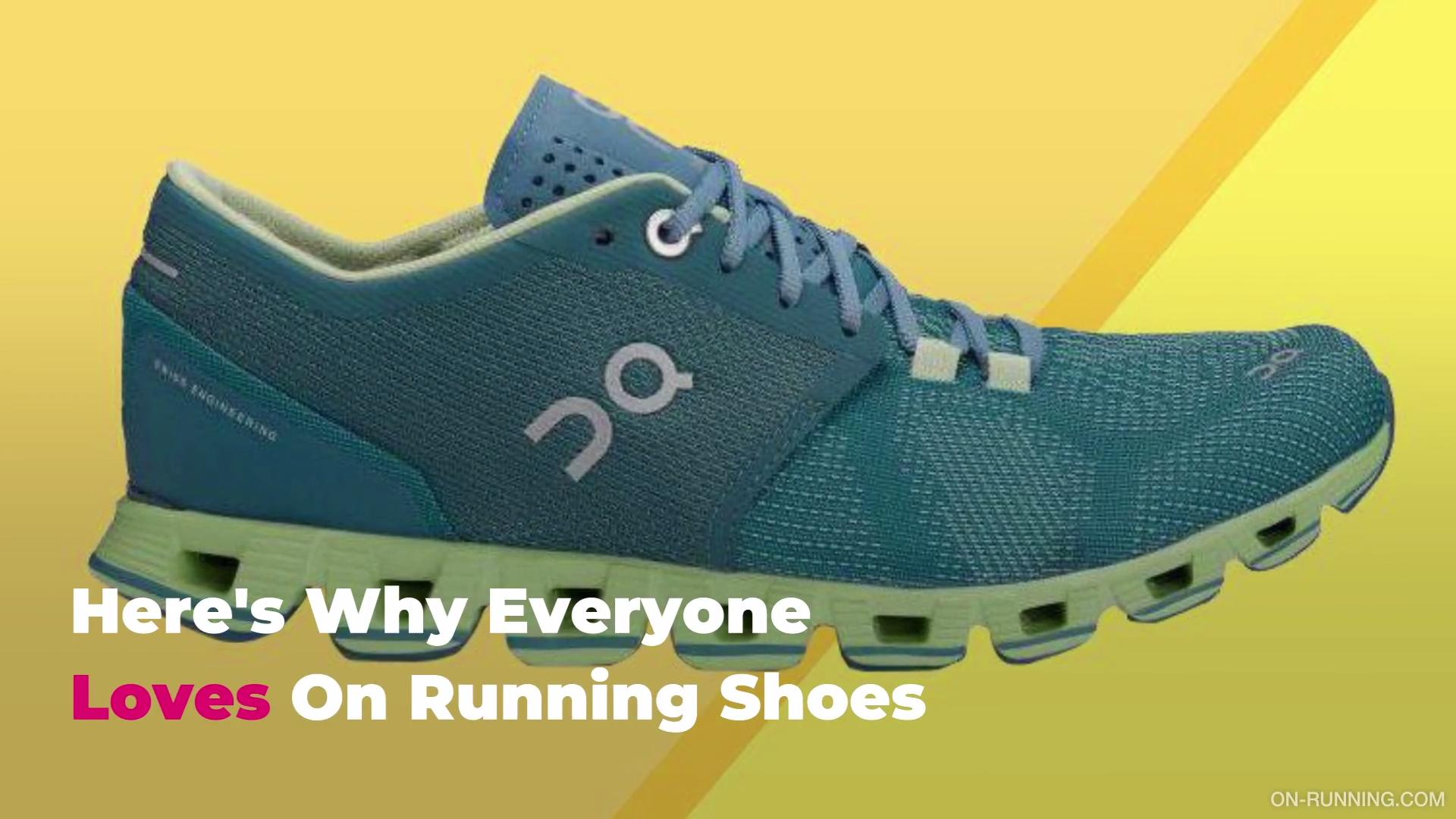 On Cloudx Running Shoes Review Real Simple