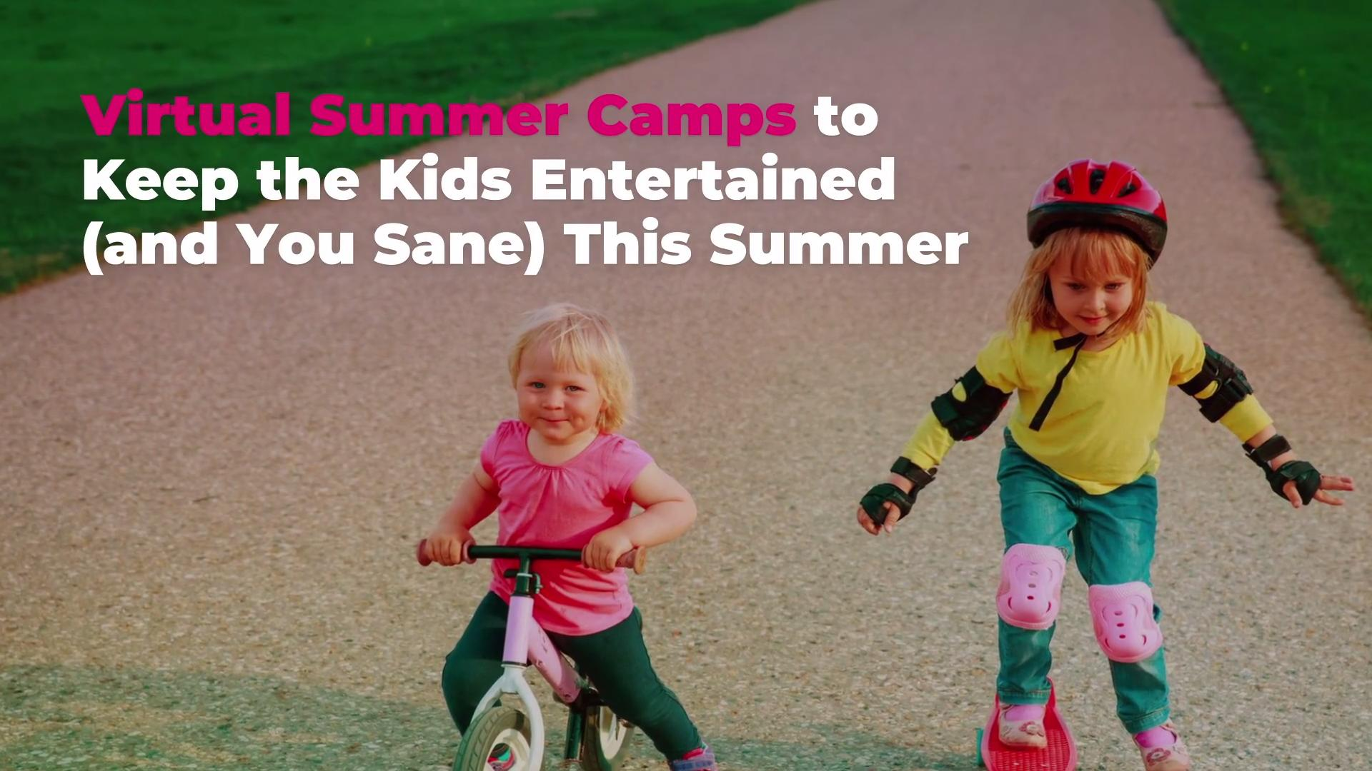 22 Virtual Summer Camps For Kids For Summer 2020 Real Simple