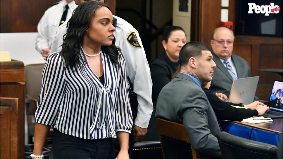 6 datos que debes conocer de Shayanna Jenkins, la novia de Aarón Hernández