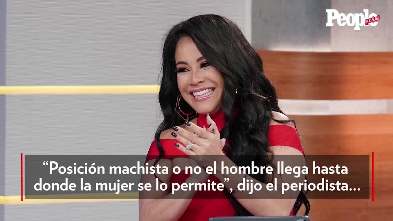 Venenosa Sandoval Rompe En Llanto Cuando Carajo Se Va A Acabar Esto People En Espanol