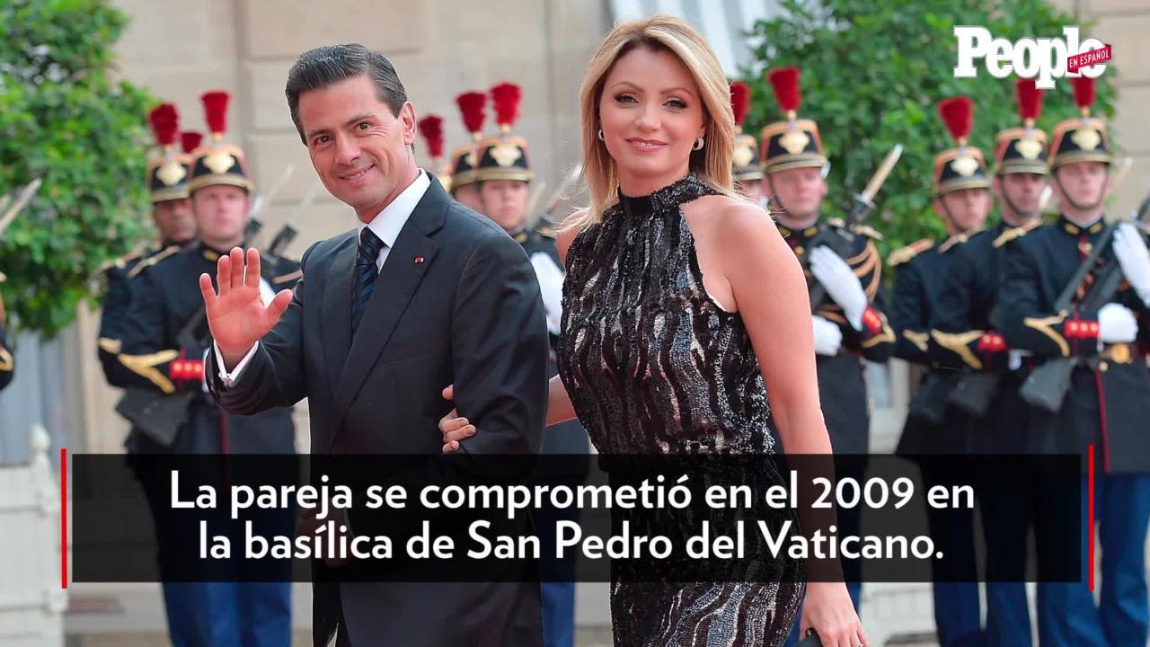 ¿Boda a la vista para Enrique Peña Nieto y Tania Ruiz?
