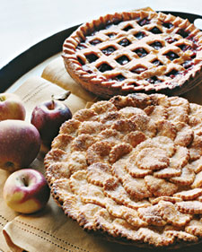 Pate Brisee for Spiced Apple Pie