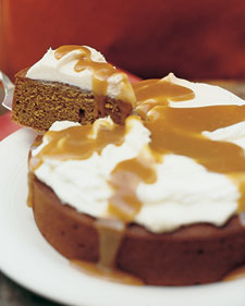 Cream Cheese Frosting for Molasses-Spice Cake