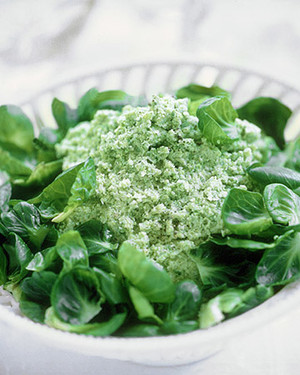 Brussels Sprout Puree