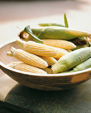 Corn on the Cob with Herb Butter