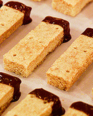 Easy Basic Shortbread