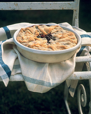 Pate Brisee for Summer Berry Cobbler