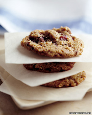 Torie's Cherry Chocolate-Chunk Cookies