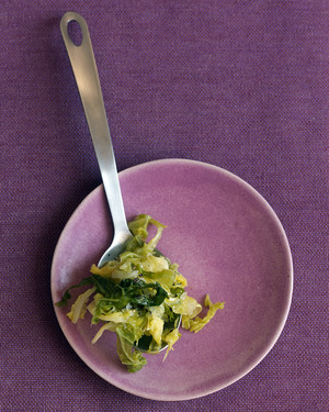 Buttered Savoy Cabbage