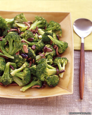Broccoli With Olives