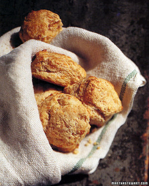 Cheddar-Cheese Biscuits