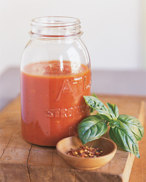 Red-Hot Tomato Sauce