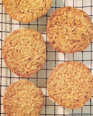 Oatmeal-Lace Cookies
