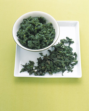 Plain and Simple Kale