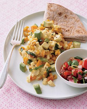 Southwest Egg Scramble