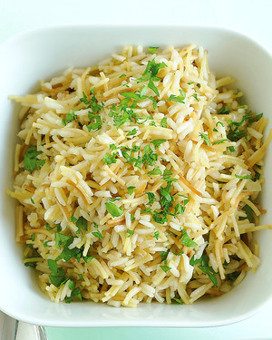 Rice Pilaf with Vermicelli